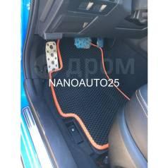 Модельные коврики Наноавто Subaru XV (2012-2017) Левый руль