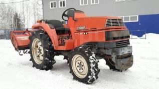 Kubota X24, 2002