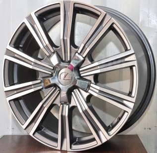 """Новое, штатное на 20 литье """"Lexus 470,570"""" с отв.5 на 150 вынос+40!"""