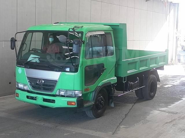 Nissan Diesel Condor. Самосвал Nissan Condor, 7 000куб. см., 3 500кг., 4x2. Под заказ