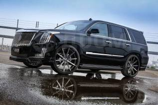 Обвес кузова аэродинамический. Cadillac Escalade, GMT, K2, GMT435, GMT806, GMT820, GMT830, GMT900, GMT926, GMT936, GMT946 L86. Под заказ