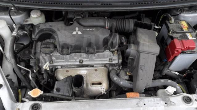Двигатель в сборе. Mitsubishi Colt Plus, Z25A, Z26A Mitsubishi Colt, Z25A, Z26A, Z21A, Z22A, Z23A, Z24A, Z27A, Z27AG, Z31A, Z32A, Z33A, Z34A, Z35A 4G1...