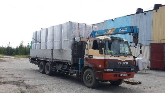 Isuzu Giga. Продается грузовик Isuzu GIGA, 17 000куб. см., 6x4