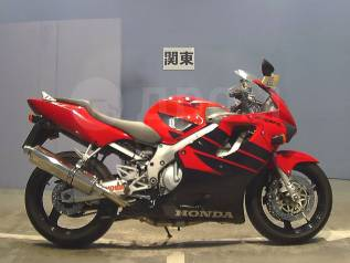 Honda CBR 600F, 2002