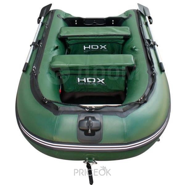 HDX Carbon. 2015 год, длина 3,30м., двигатель подвесной, 9,90л.с., бензин