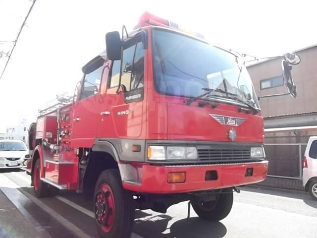 Hino Ranger. Пожарная машина, 7 400куб. см., 4x2. Под заказ