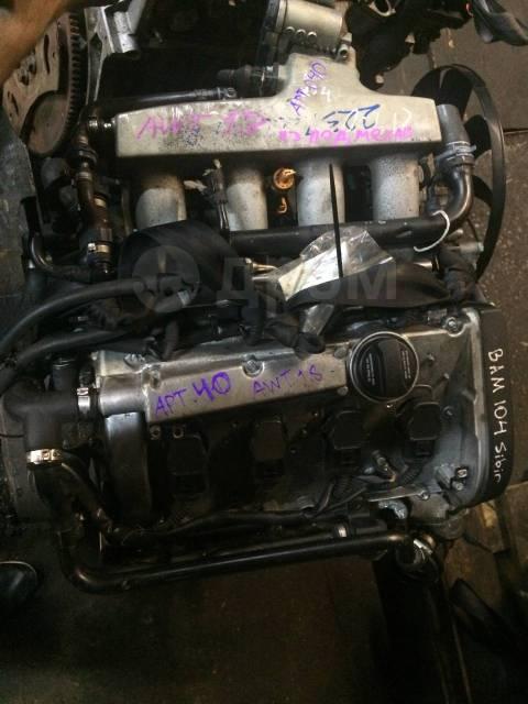Двигатель в сборе. Audi A4 AWT