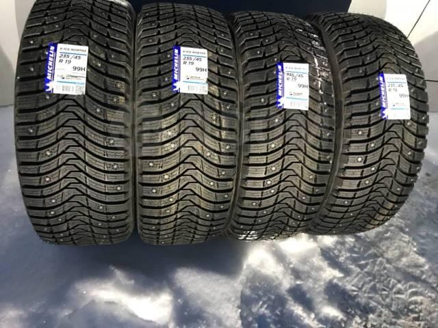 Michelin X-Ice North 3, 235/45 R-19
