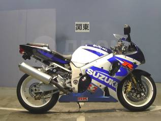Suzuki GSX-R1000, 2001
