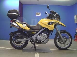 BMW F 650 GS, 2004