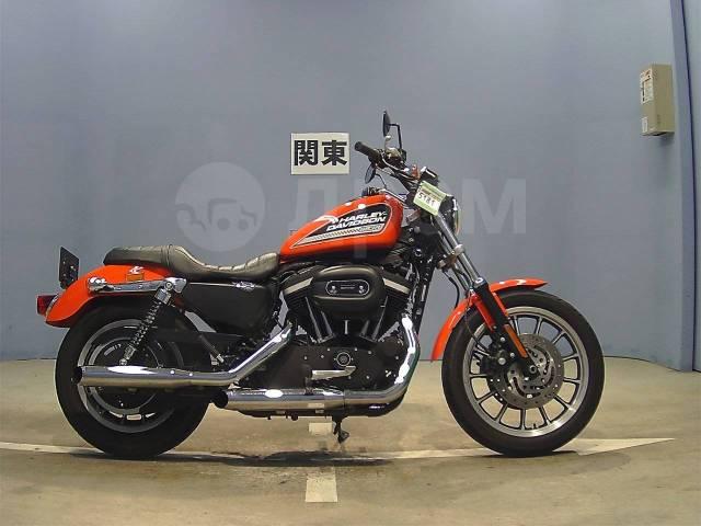 Harley-Davidson Sportster 883 Roadster XL883R. 883куб. см., исправен, птс, без пробега. Под заказ