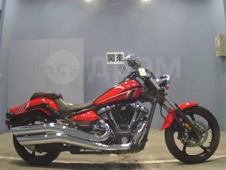 Yamaha Roadstar 1900, 2014
