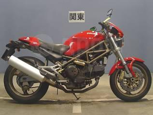 Ducati Monster 900S i.e., 2001