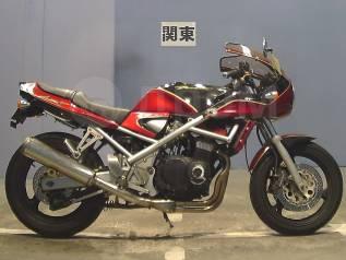 Suzuki GSF 400 Bandit, 1991
