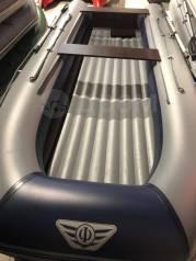 Моторная Лодка Флагман 420 jet
