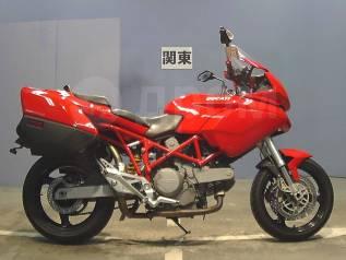 Ducati Multistrada 620, 2006