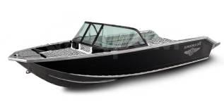Моторная лодка Volzhanka 46 Fish