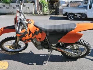 KTM 250 EXC, 2004