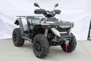 Linhai-Yamaha M550L, 2020