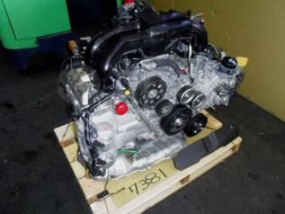 Двигатель Subaru Forester FB20 пробег 25700км