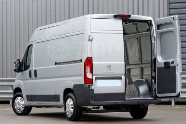 """Peugeot Boxer. Продаётся фургон от компании """"САФ Тракс"""" в Новосибирске, 2 200куб. см., 930кг., 4x2"""
