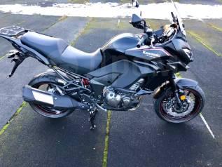 Kawasaki Versys 1000, 2017