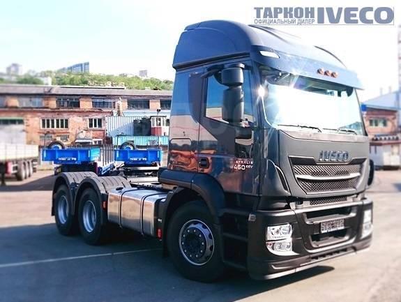 Iveco Stralis. Hi-Road AT440 6x4 новый седельный тягач, 10 308куб. см., 60 000кг., 6x4