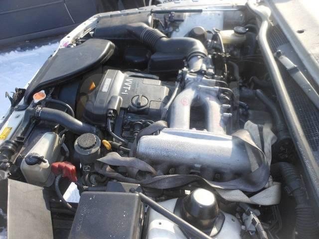 Двигатель на Toyota MARK 2 JZX100 97г  1JZ VVTI пробег 70 000 км
