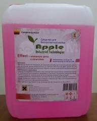 """Автошампунь Apple """"Effect"""" 22 кг красный - оптимум цены и качества"""