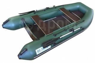 Лодка Камыш Уфимская Вельбот Уфа ПВХ Слань