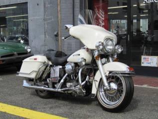 Harley-Davidson Electra Glide, 1986