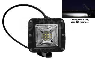 Светодиодная фара Aurora 2 дюйма, белый свет. Гарантия 2 года