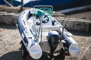 Лодка РИБ Stormline Extra 400 в Комсомольске! Гарантия 5 ЛЕТ!