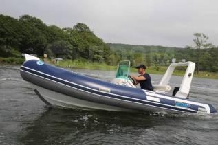 Лодка РИБ Stormline Ocean Drive Extra 500 в Комсомольске!