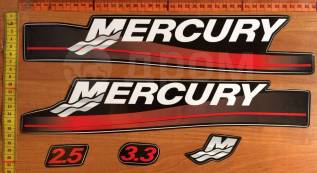 Наклейки Меркурий 3.3 (2,5)
