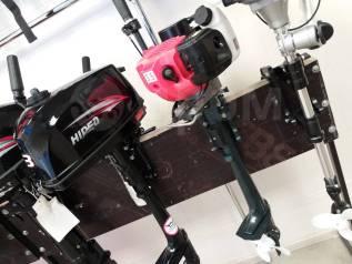 Лодочный мотор Globalmarine T3.5 Новый! Гарантия! Обслуживание!