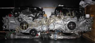 Двигатель Subaru Forester FB20
