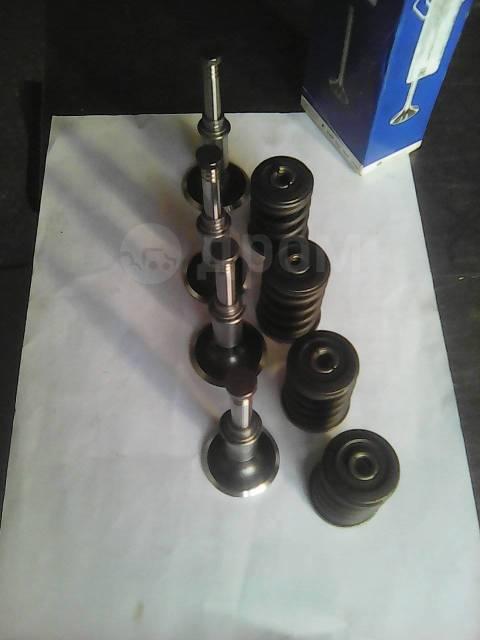 Клапаны головки блока цилиндров.