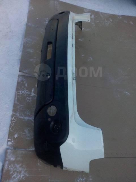 Бампер. Nissan Qashqai, J10, J10E HR16DE, K9K, M9R, MR20DE, R9M