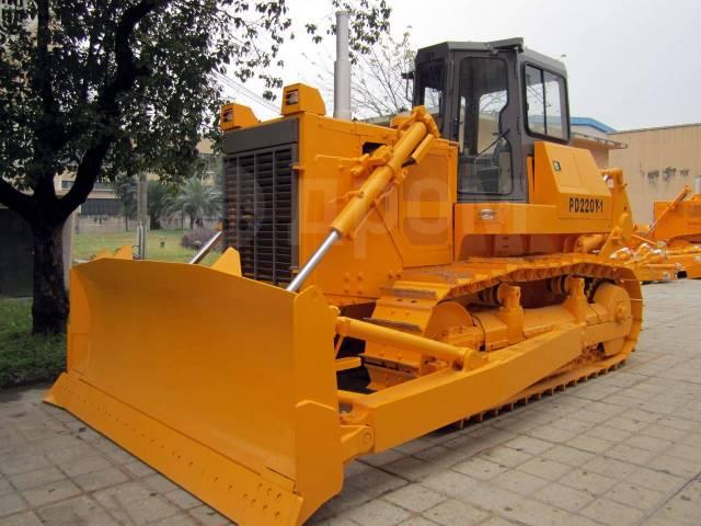 Shanghai Pengpu PD220Y-1. Продаю бульдозер, 9 700куб. см., 25 500кг. Под заказ