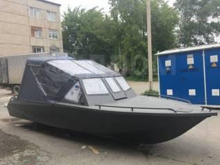 Алюминиевый Катер Барракуда 58, новый