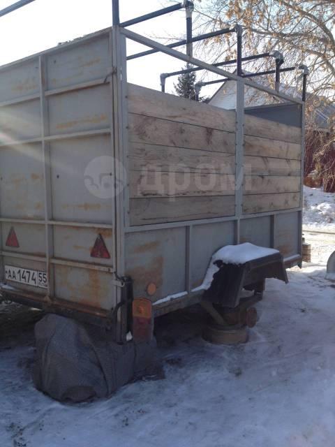 КМЗ. Продаётся прицеп коневозка, 1 500кг.