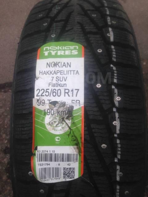 Nokian Hakkapeliitta 7 SUV, 225/60 R17 99T