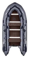 Лодка ПВХ Apache (Апачи) 3700 СК + мотор Hidea HD 9,9 FHS Акция