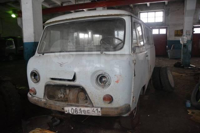 УАЗ Буханка. УАЗ 2206 автобус, 8 мест
