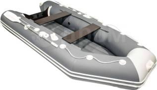 Лодка ПВХ АКВА 3200 НДНД + мотор Hidea HD 9,8 FHS по Акции