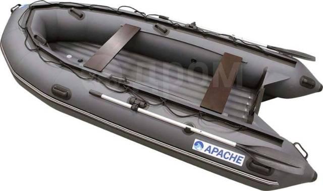 Мастер лодок Apache 3300 НДНД. 2020 год, длина 3,30м., двигатель подвесной, 15,00л.с., бензин