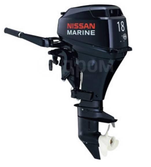 Nissan Marine. 18,00л.с., 2-тактный, бензиновый, нога S (381 мм), 2018 год. Под заказ