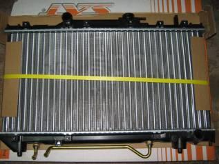 Радиатор охлаждения двигателя трубчатый