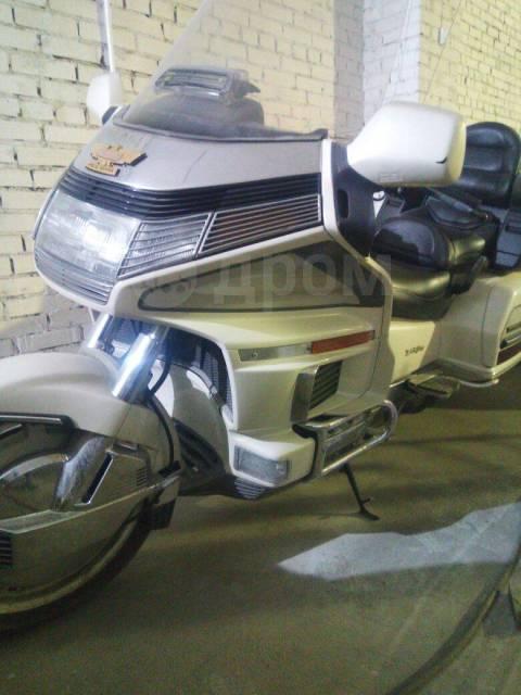 Honda GL 1500. 1 520куб. см., исправен, птс, без пробега